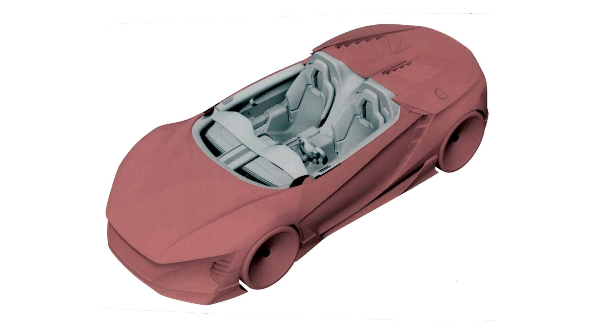 Baby Honda NSX (3)