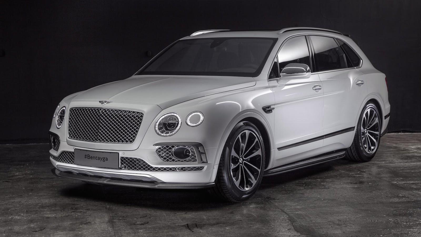 Bentley Bentayga by Carbon Pro (1)