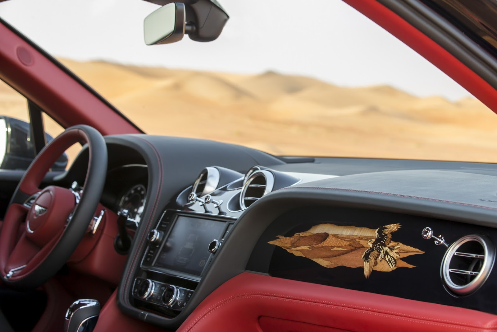 Bentley Bentayga Falconry by Mulliner (11)