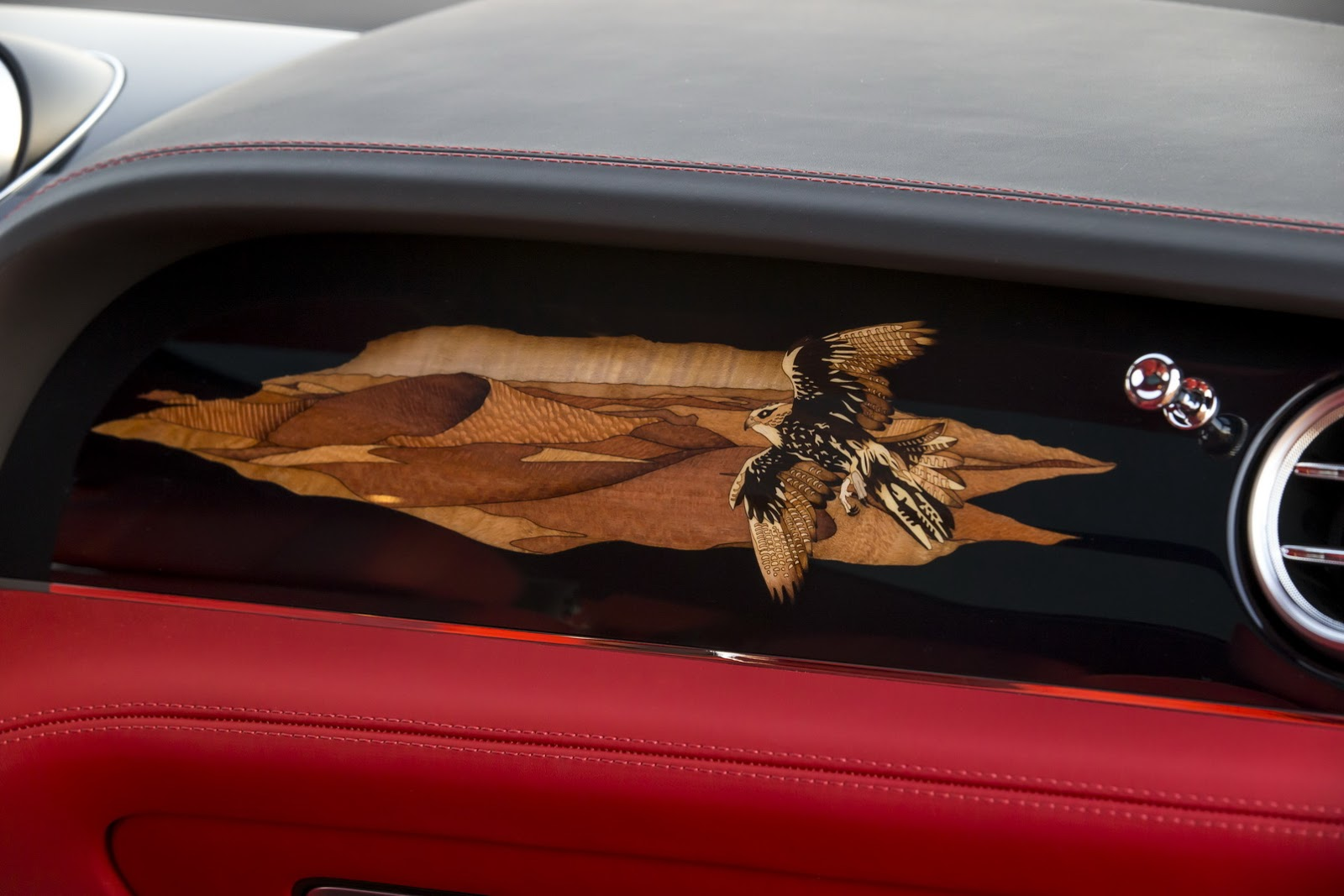 Bentley Bentayga Falconry by Mulliner (14)