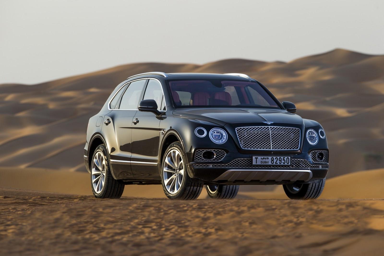Bentley Bentayga Falconry by Mulliner (16)