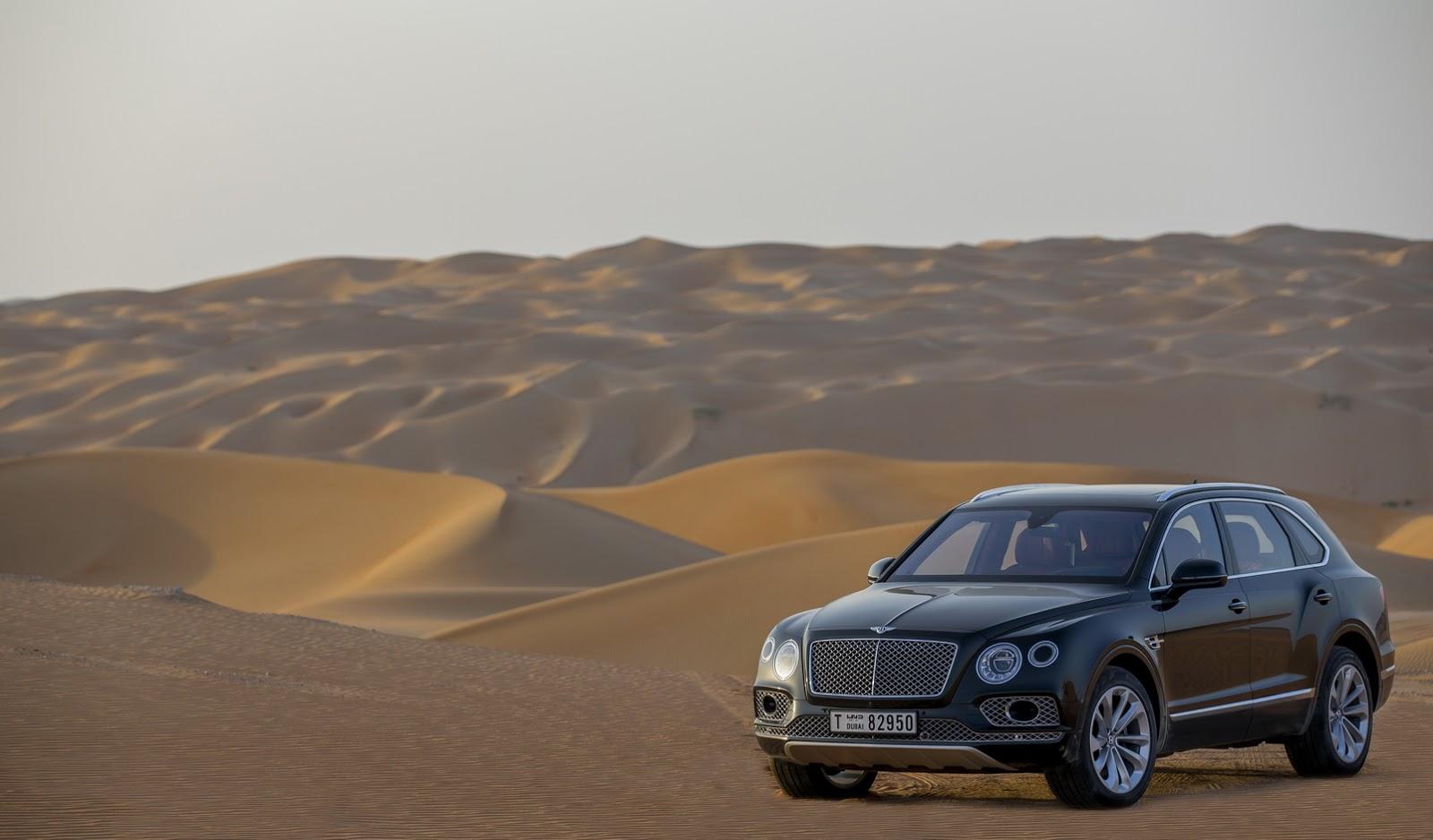 Bentley Bentayga Falconry by Mulliner (8)