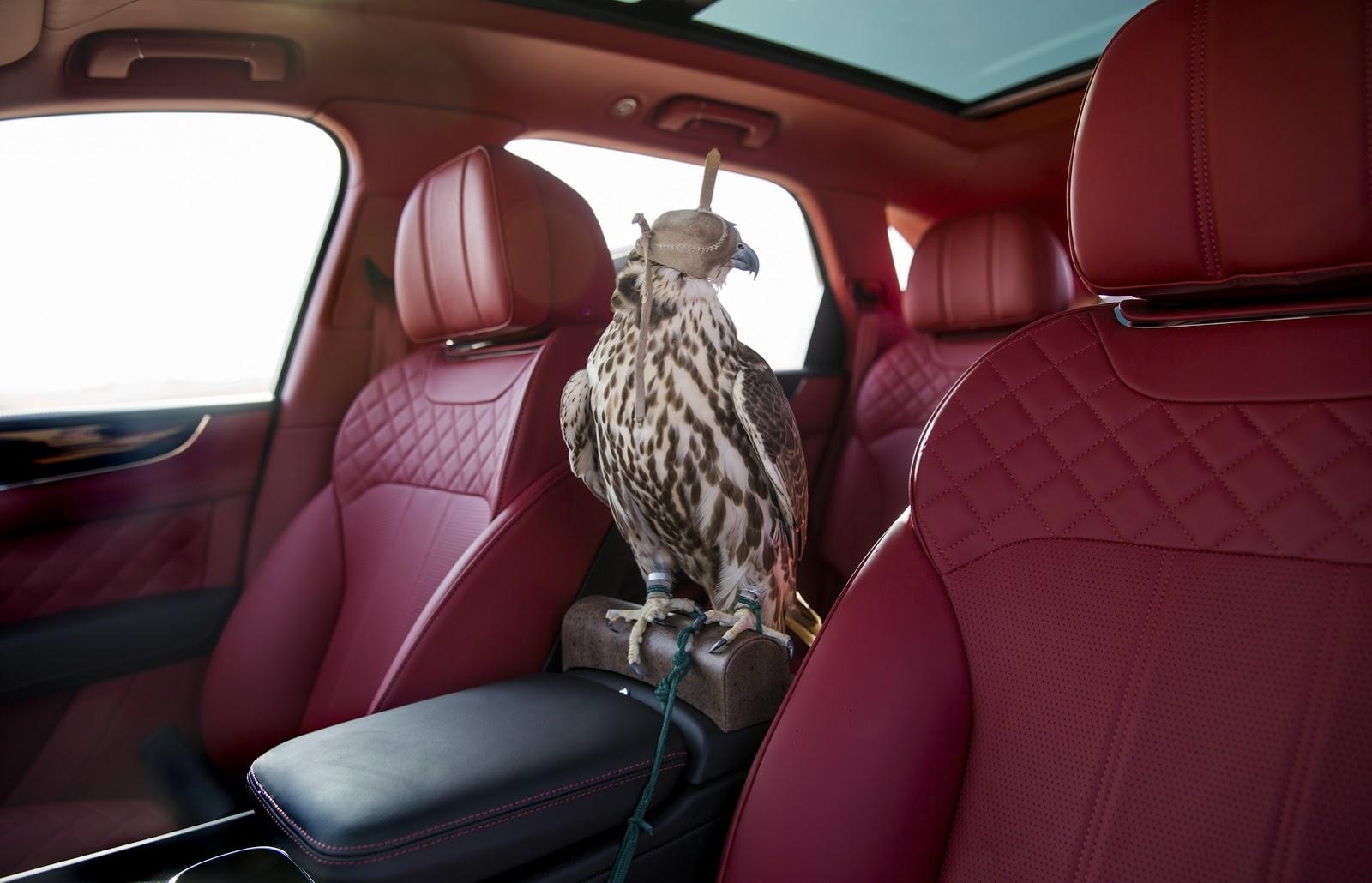 Bentley Bentayga Falconry by Mulliner (9)