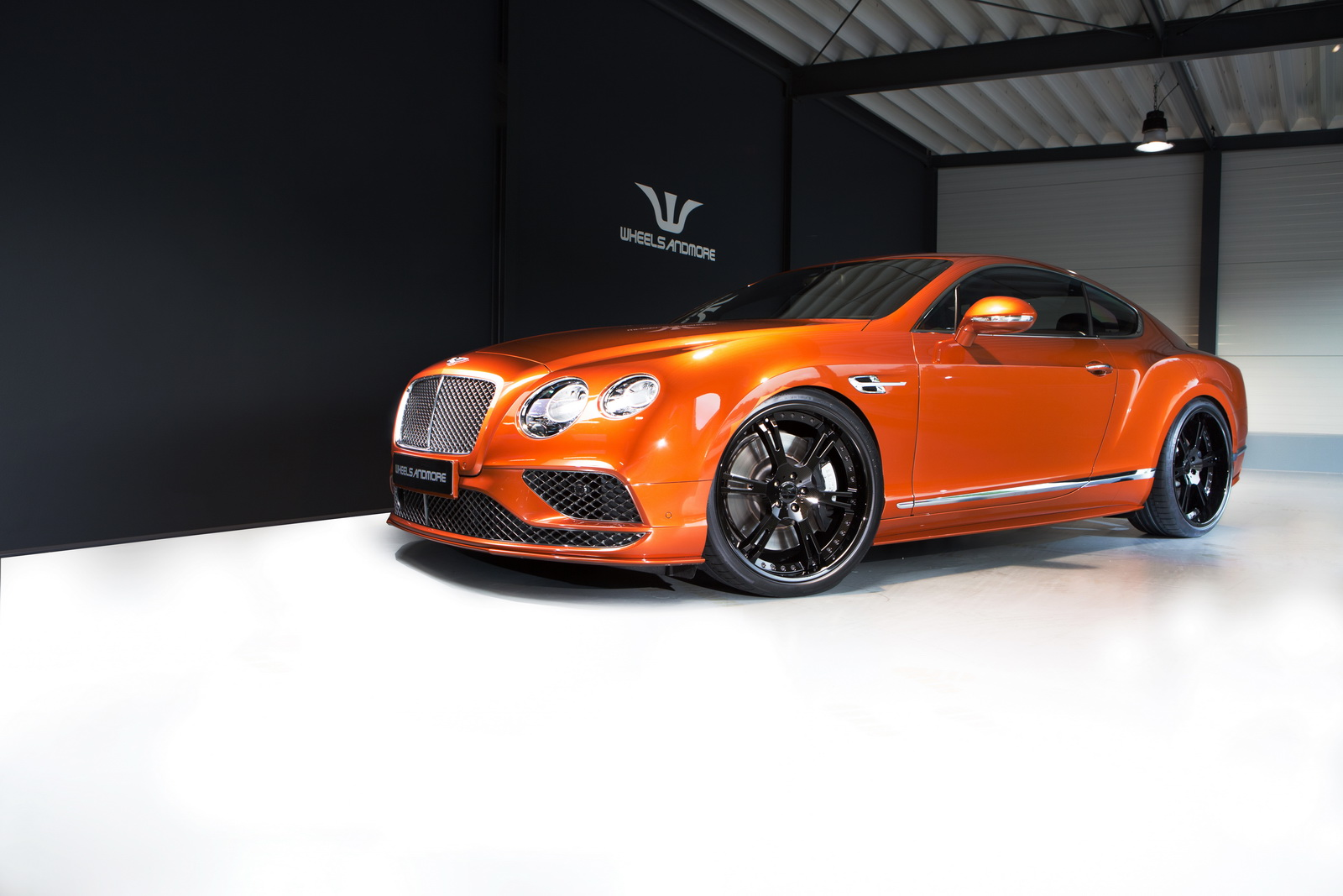Bentley Continental GT Speed by Wheelsandmore (1)
