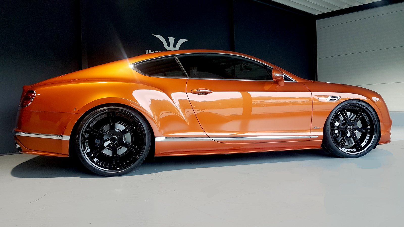 Bentley Continental GT Speed by Wheelsandmore (2)