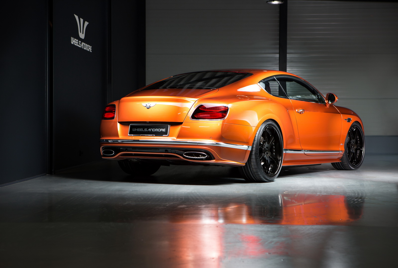 Bentley Continental GT Speed by Wheelsandmore (3)