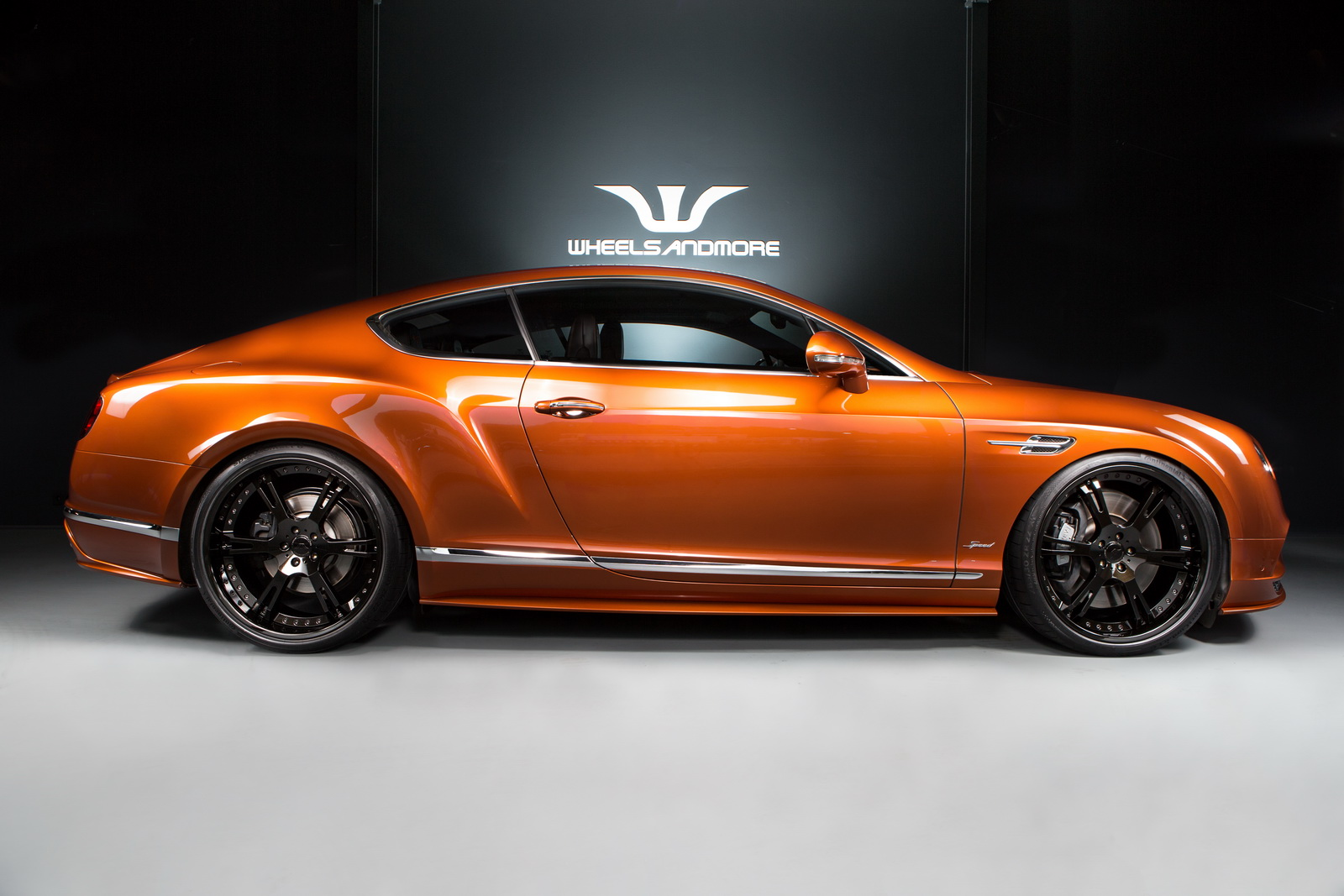 Bentley Continental GT Speed by Wheelsandmore (4)