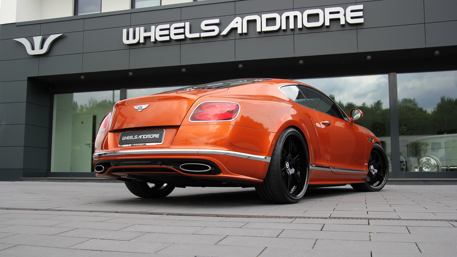 Bentley Continental GT Speed by Wheelsandmore (5)