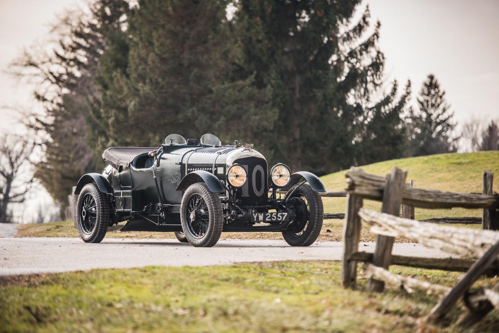 Bentley Le Mans Racer 1928 (1)