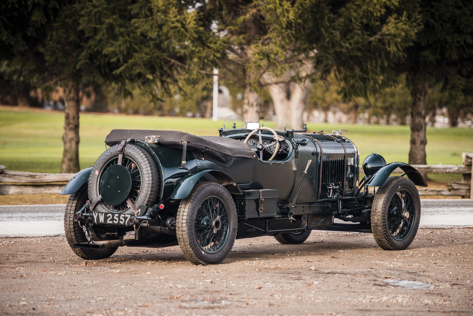 Bentley Le Mans Racer 1928 (2)