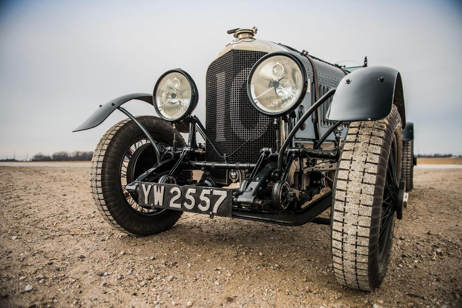 Bentley Le Mans Racer 1928 (6)