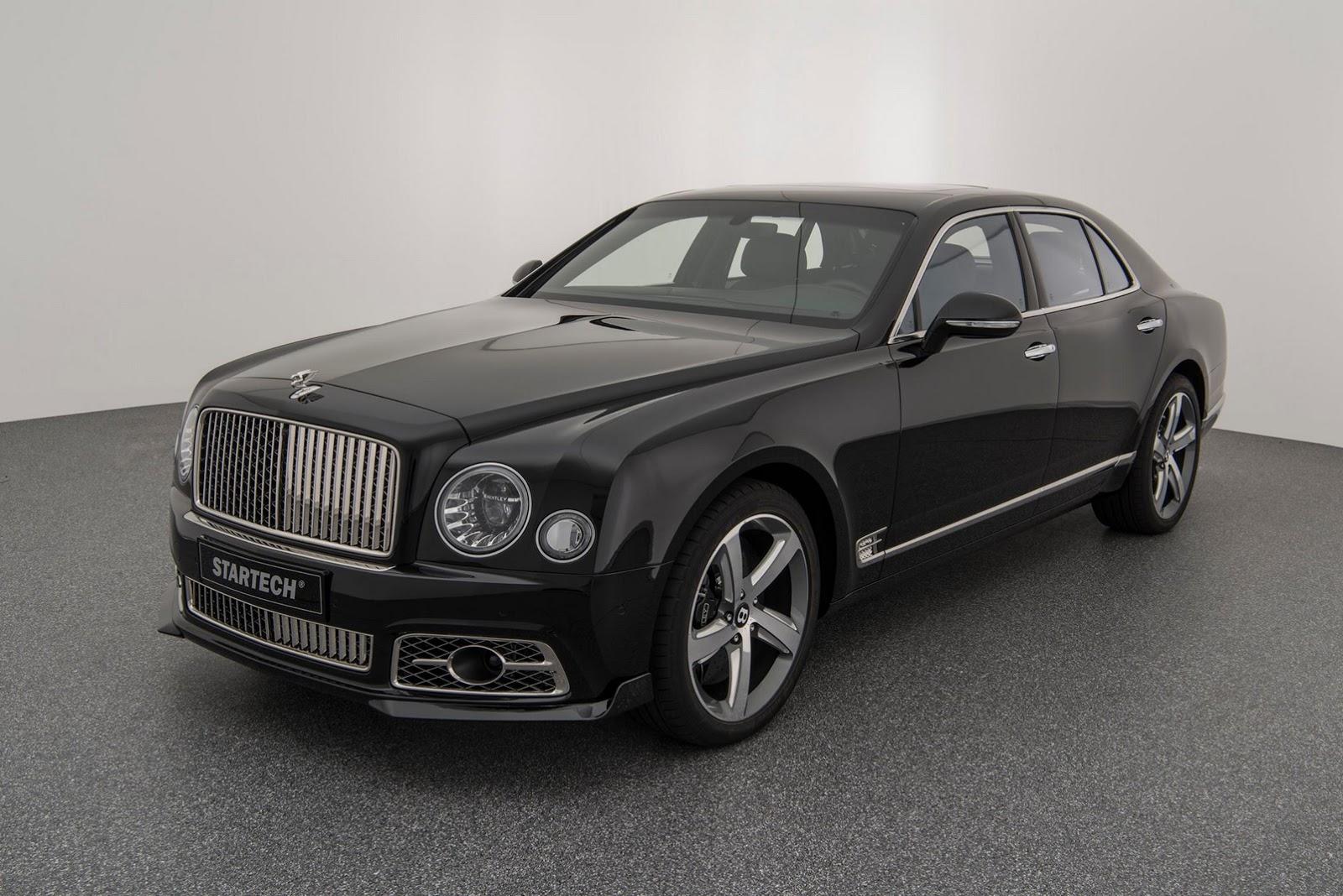 Bentley Mulsanne by Startech (1)
