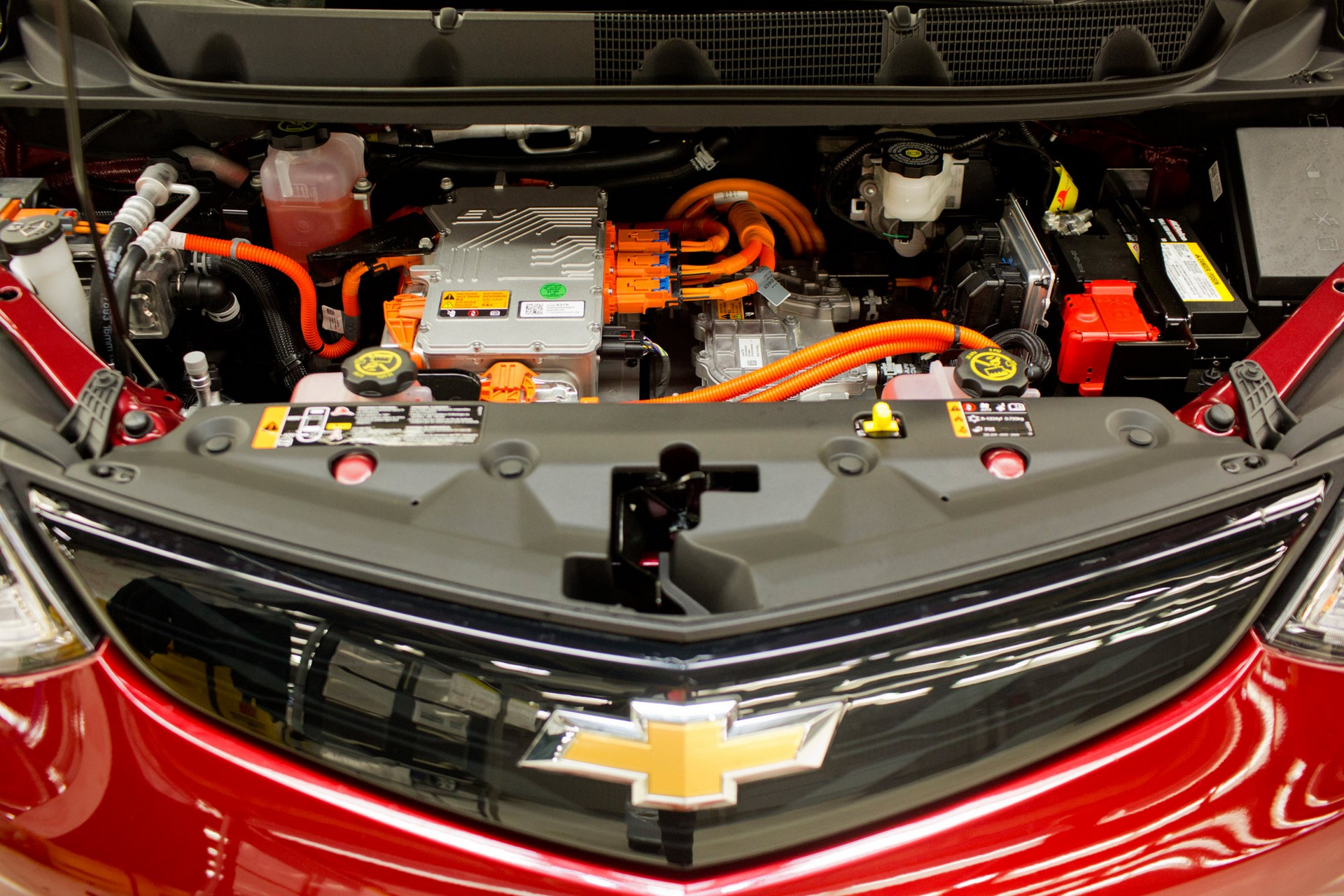 Chevrolet Bolt EV engine