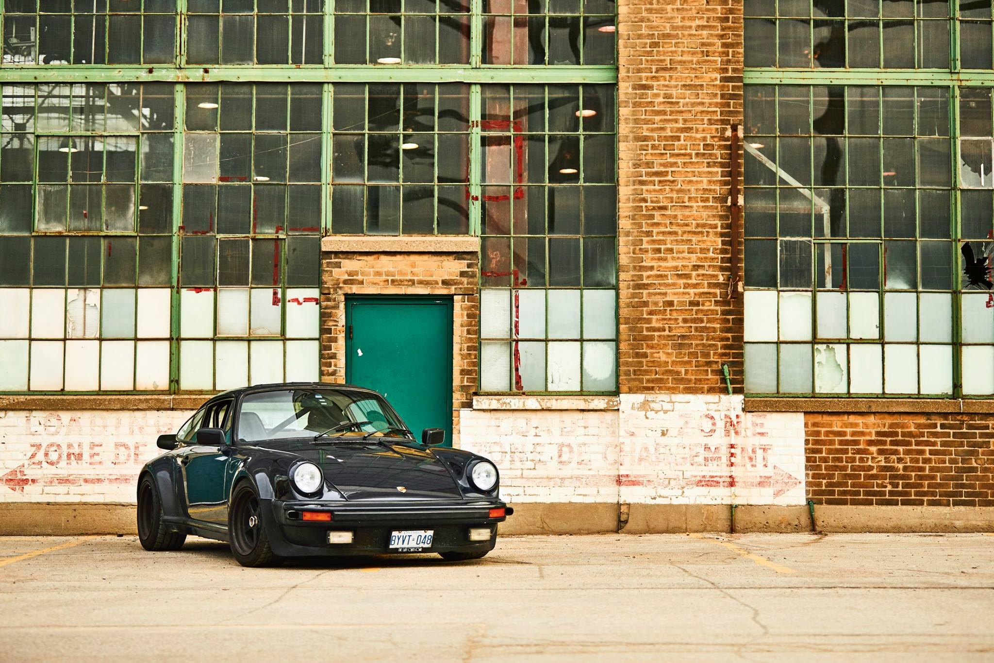 Bill MacEachern Porsche 911 Turbo (1)