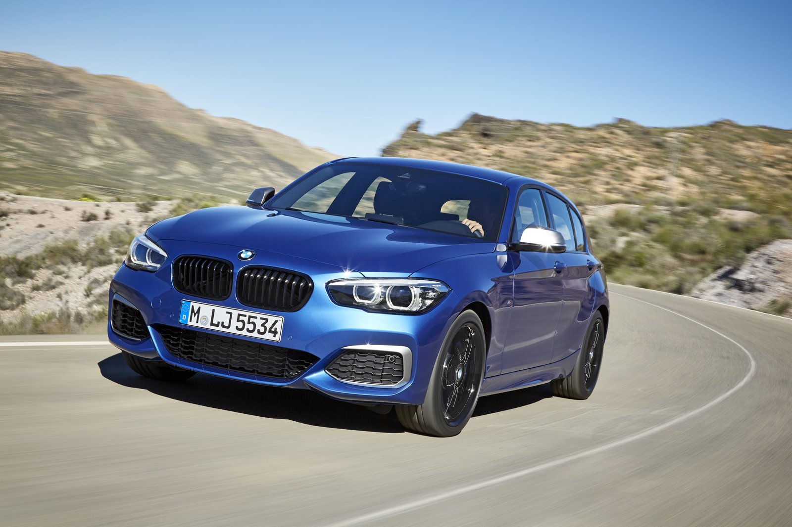 BMW 1-Series facelift 2018 (1)