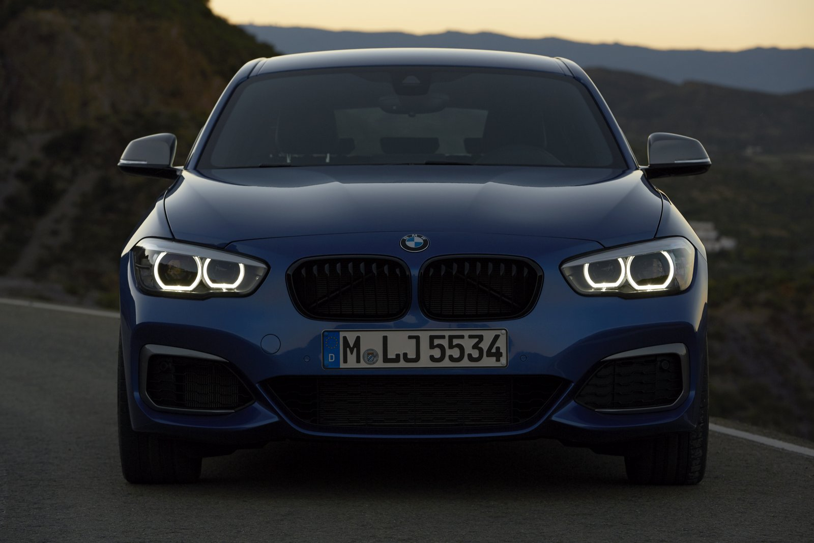 BMW 1-Series facelift 2018 (22)