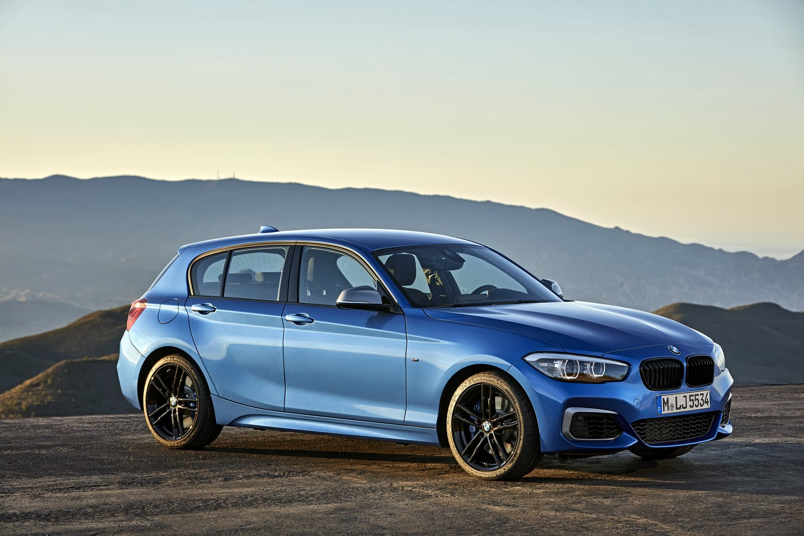 BMW 1-Series facelift 2018 (24)