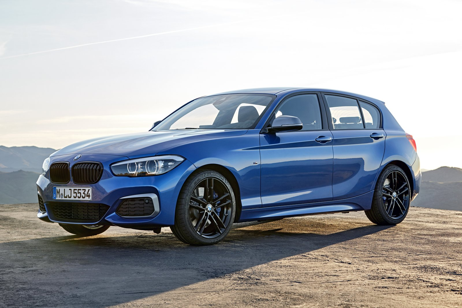BMW 1-Series facelift 2018 (25)
