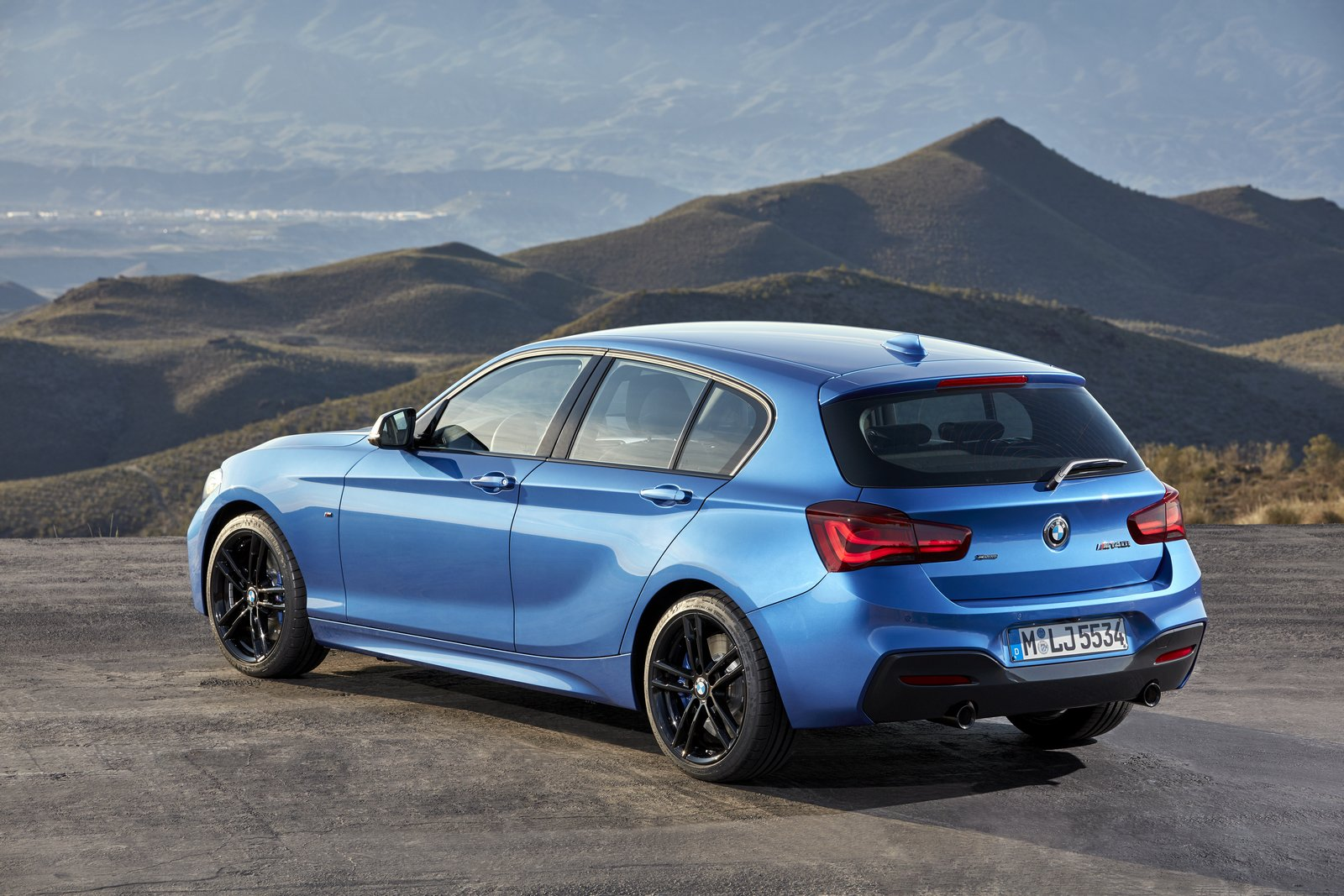 BMW 1-Series facelift 2018 (26)