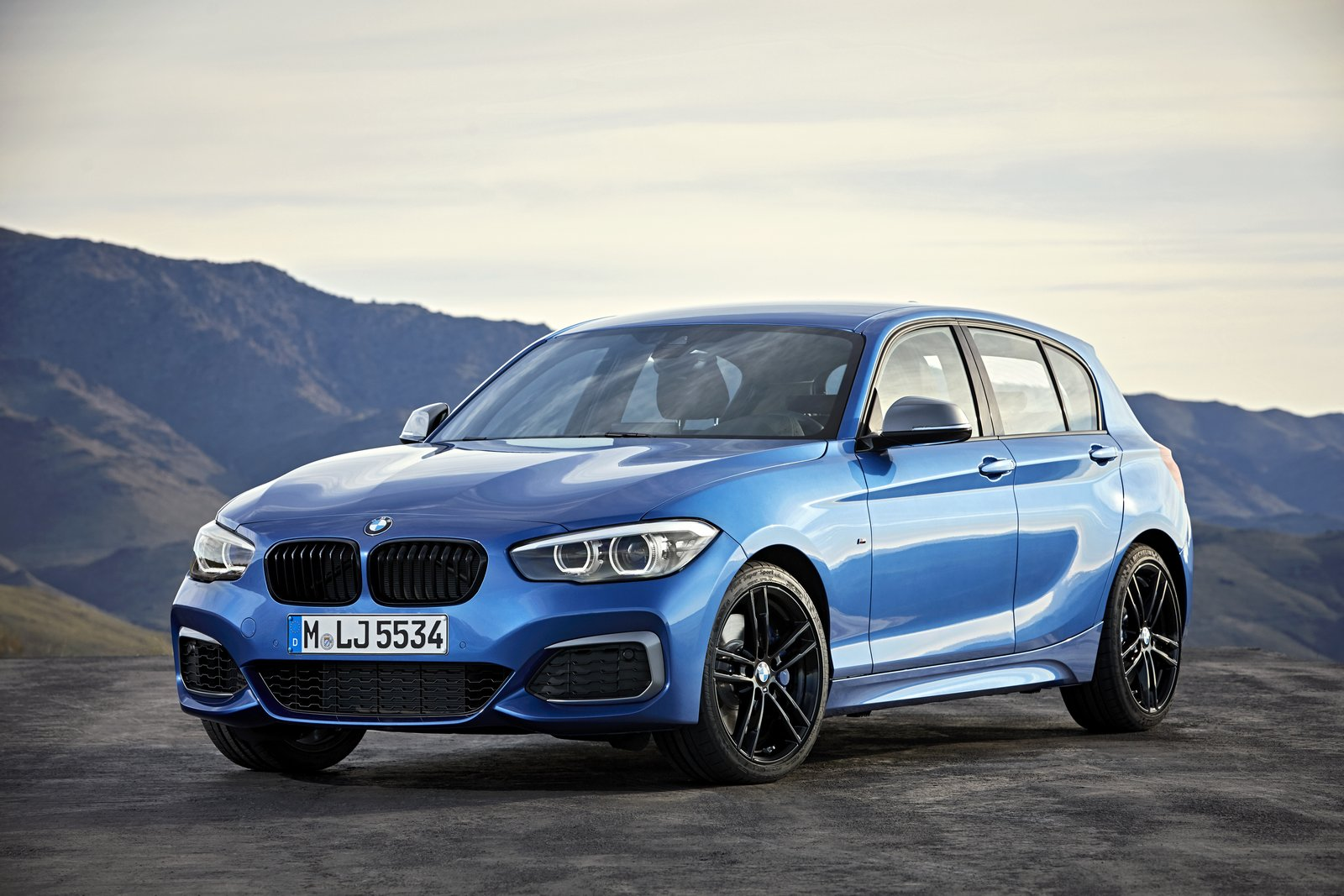 BMW 1-Series facelift 2018 (27)