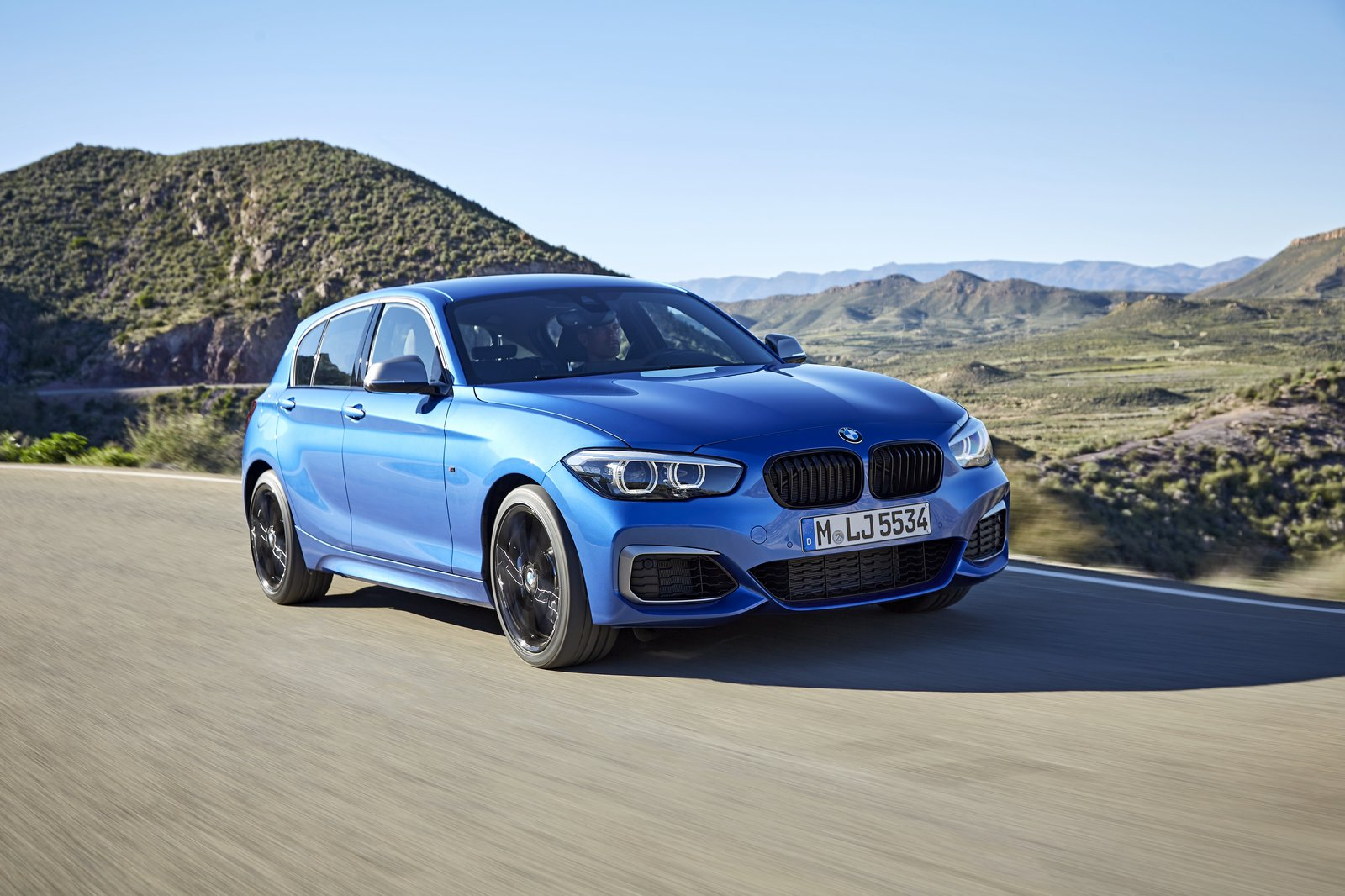BMW 1-Series facelift 2018 (4)