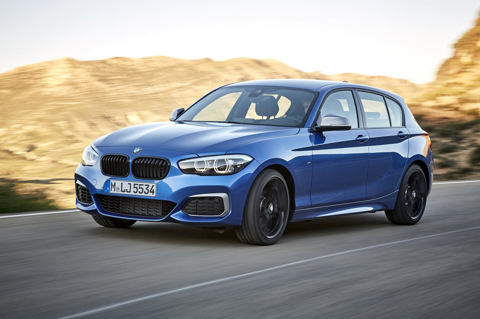 BMW 1-Series facelift 2018 (7)