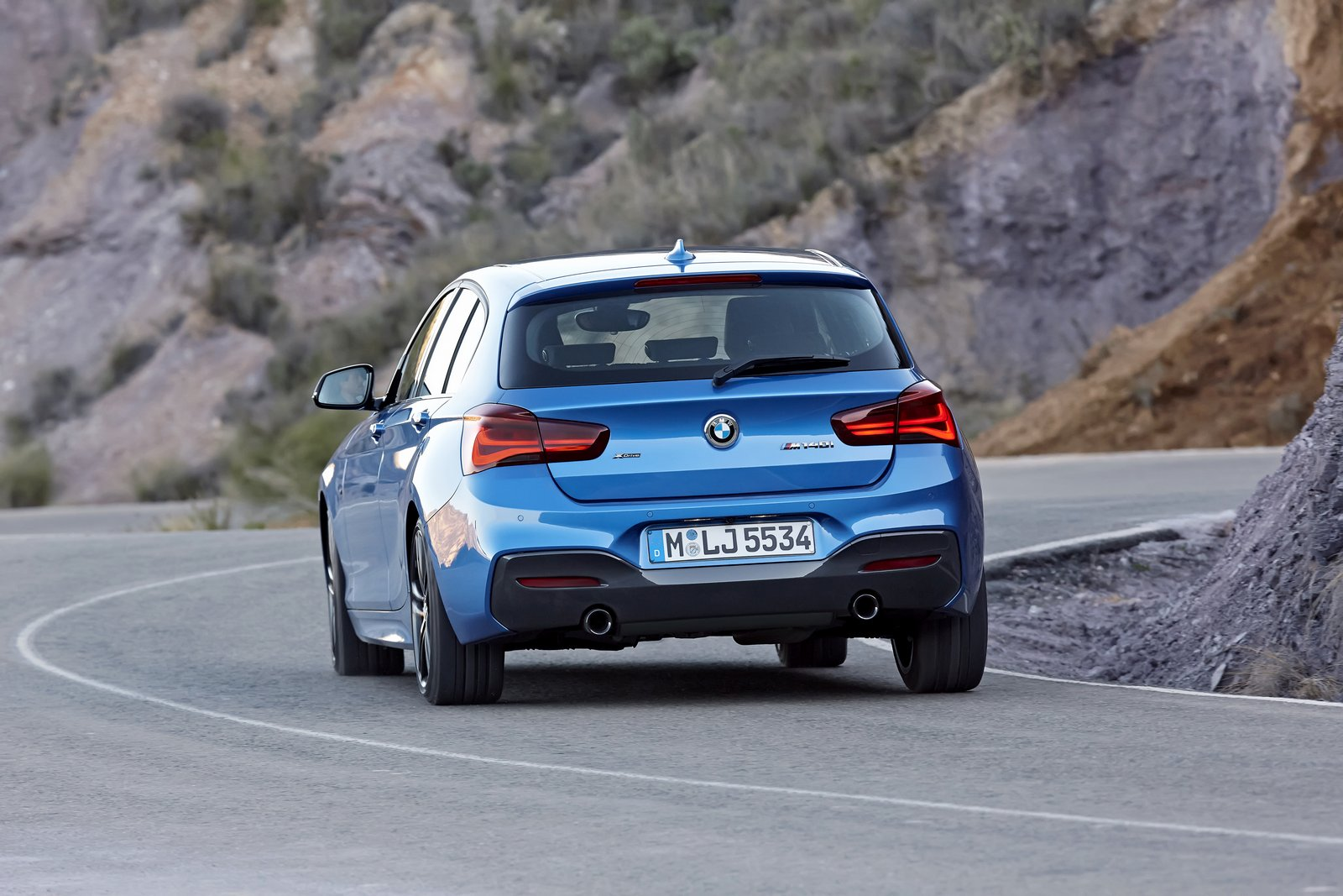 BMW 1-Series facelift 2018 (9)