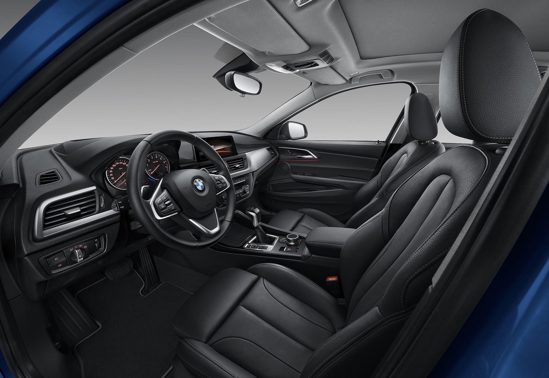 BMW 1-Series Sedan 2017 (11)