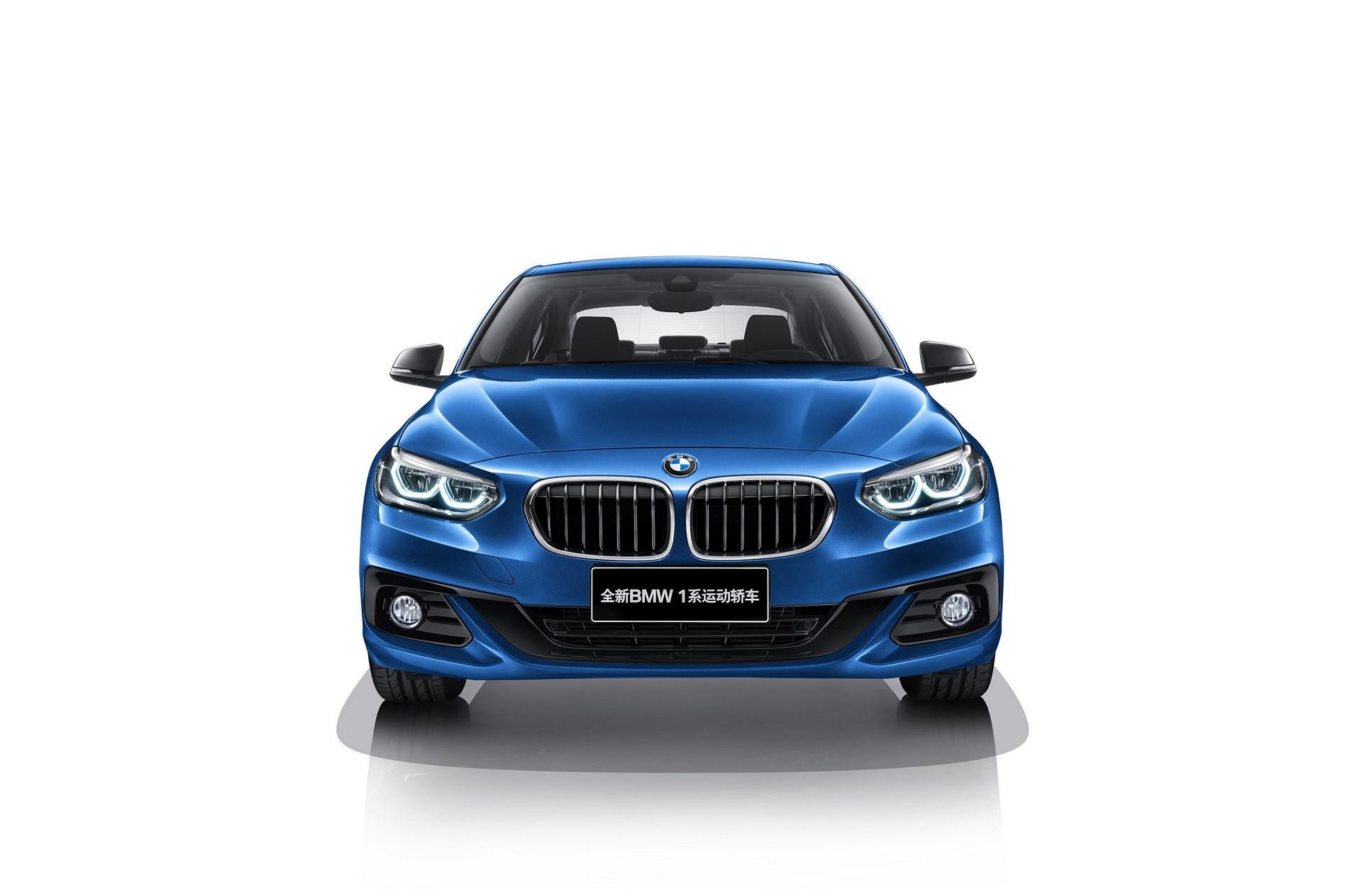 BMW 1-Series Sedan 2017 (6)