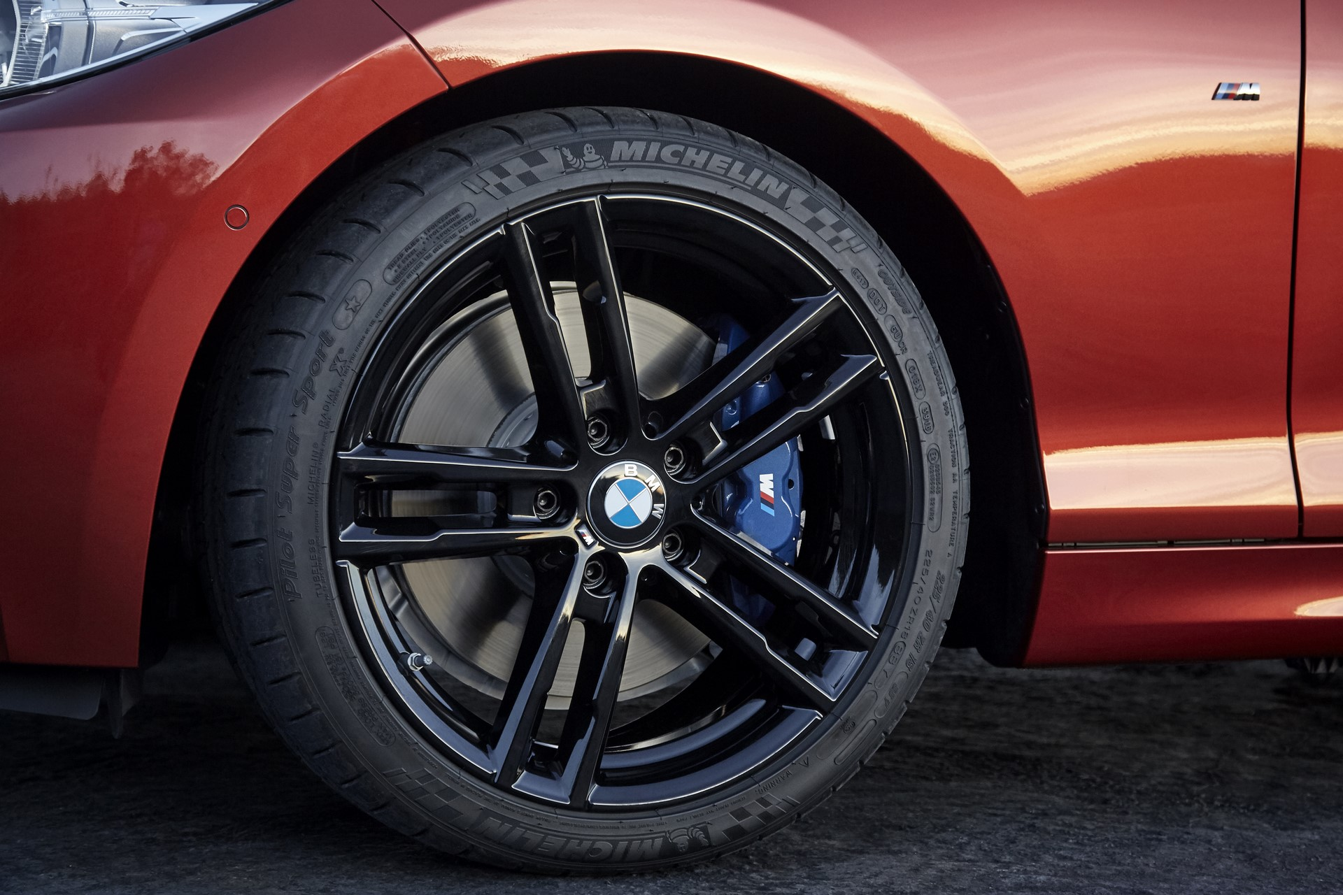 BMW 2-Series Facelift 2018 (12)