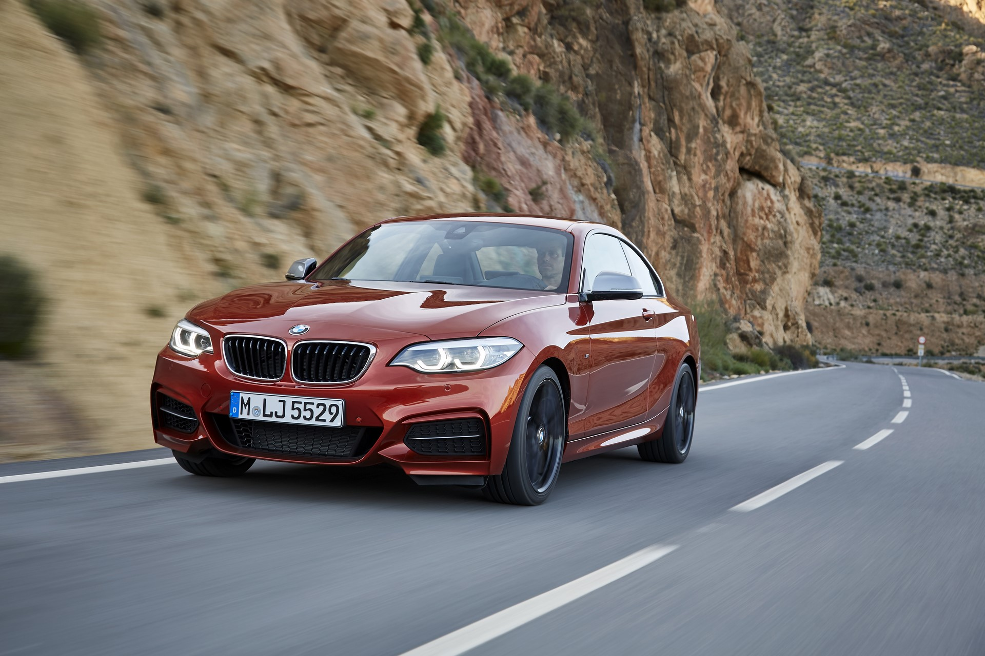 BMW 2-Series Facelift 2018 (19)