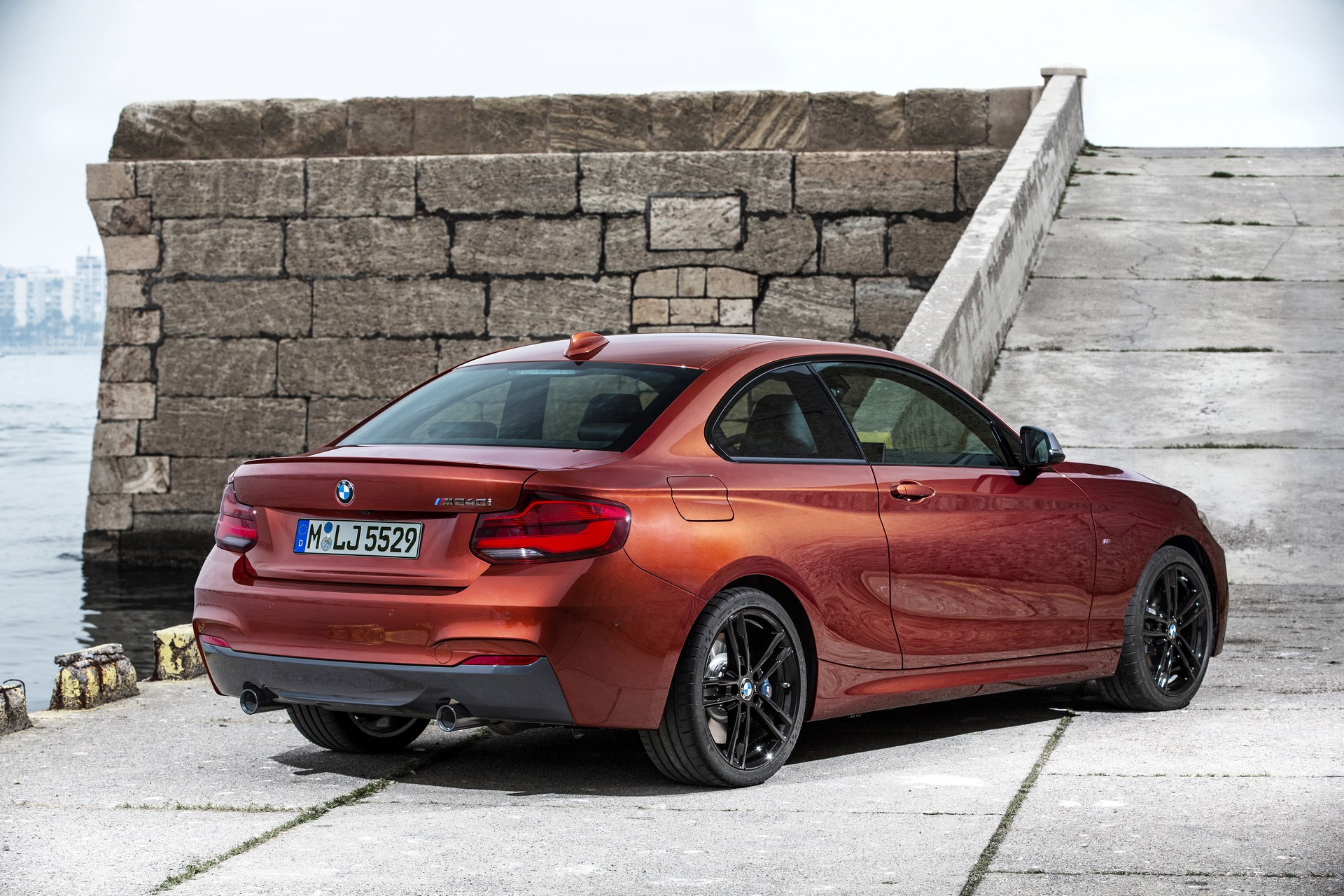 BMW 2-Series Facelift 2018 (2)