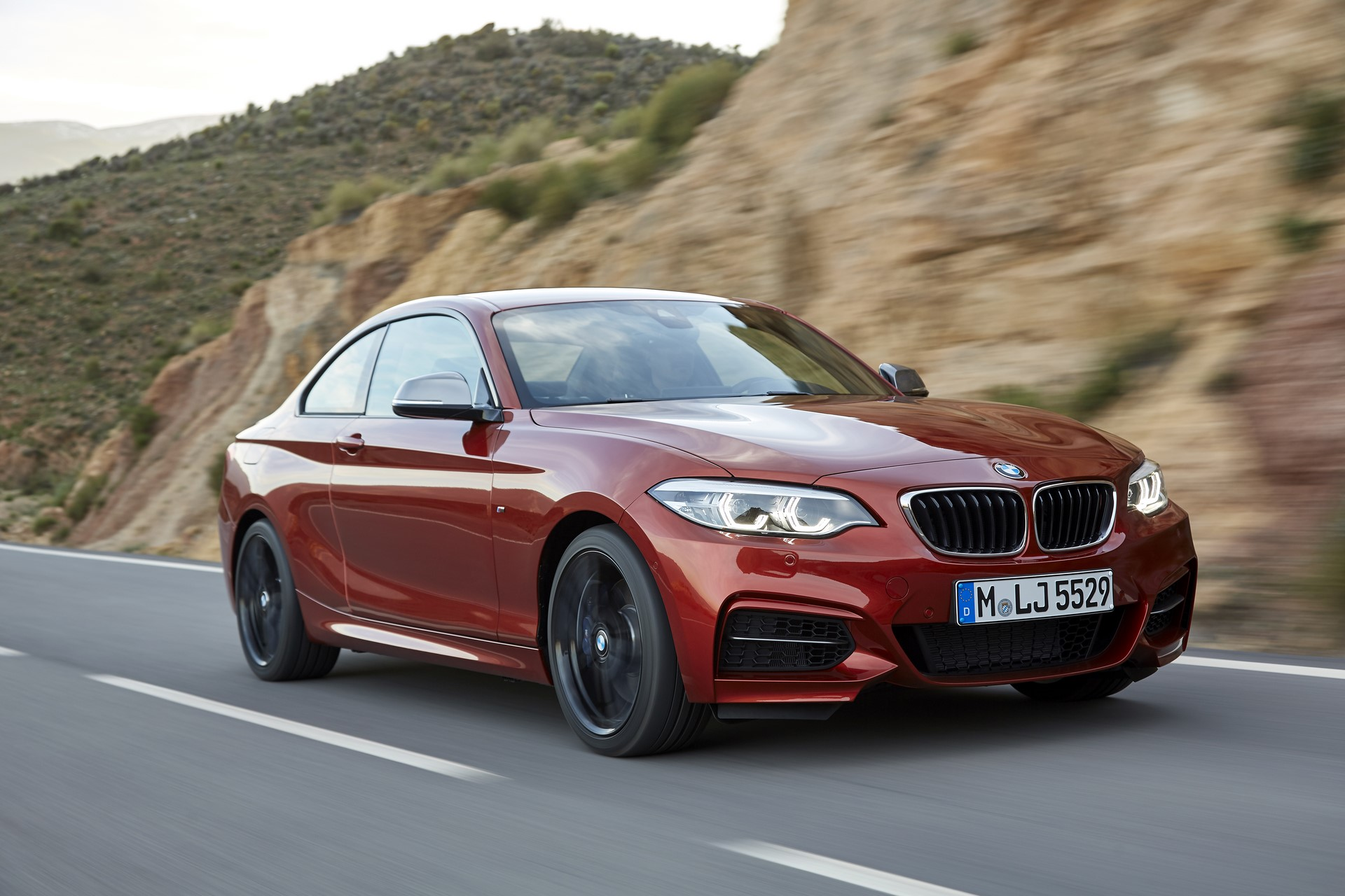 BMW 2-Series Facelift 2018 (20)