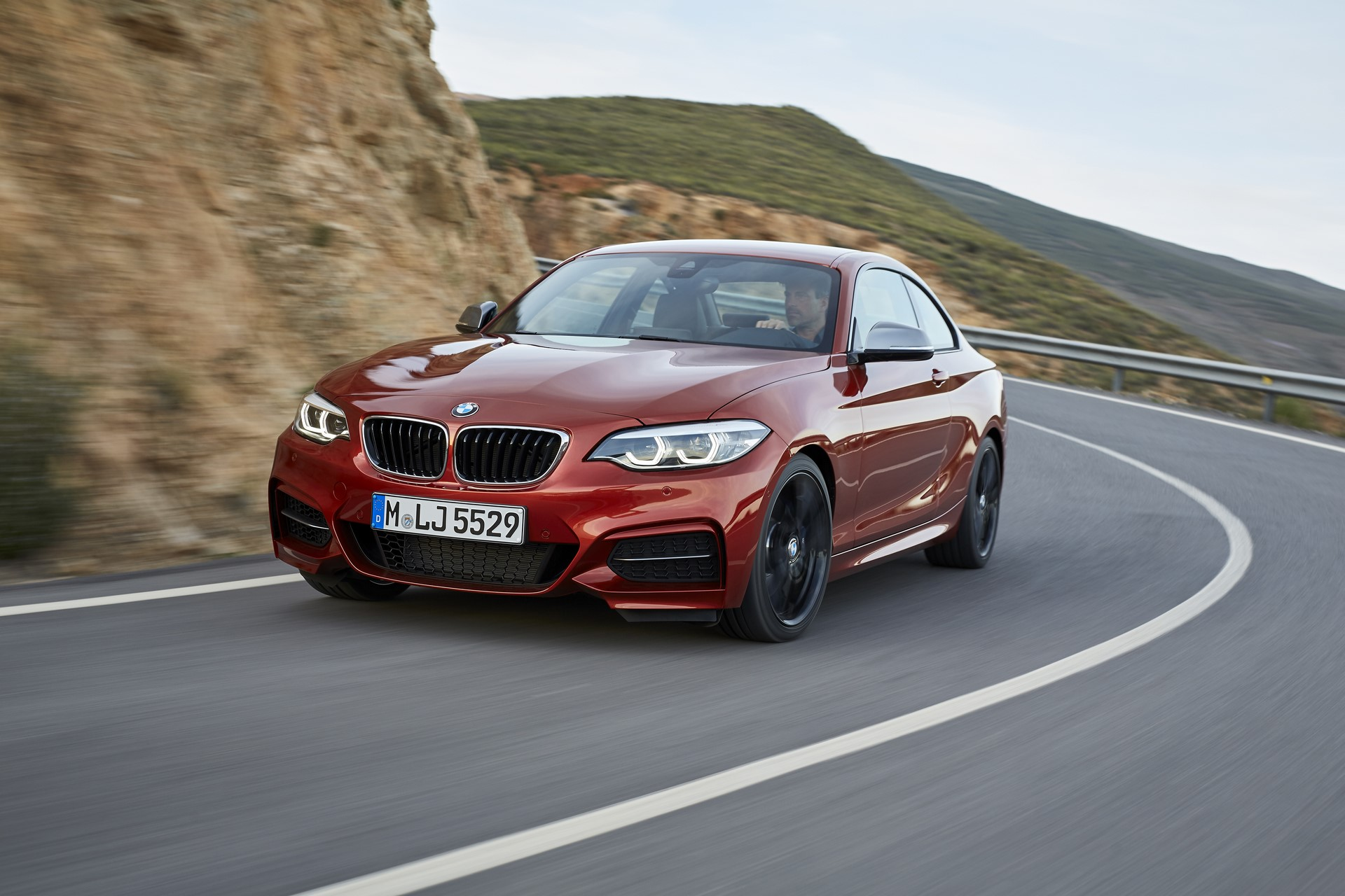 BMW 2-Series Facelift 2018 (21)