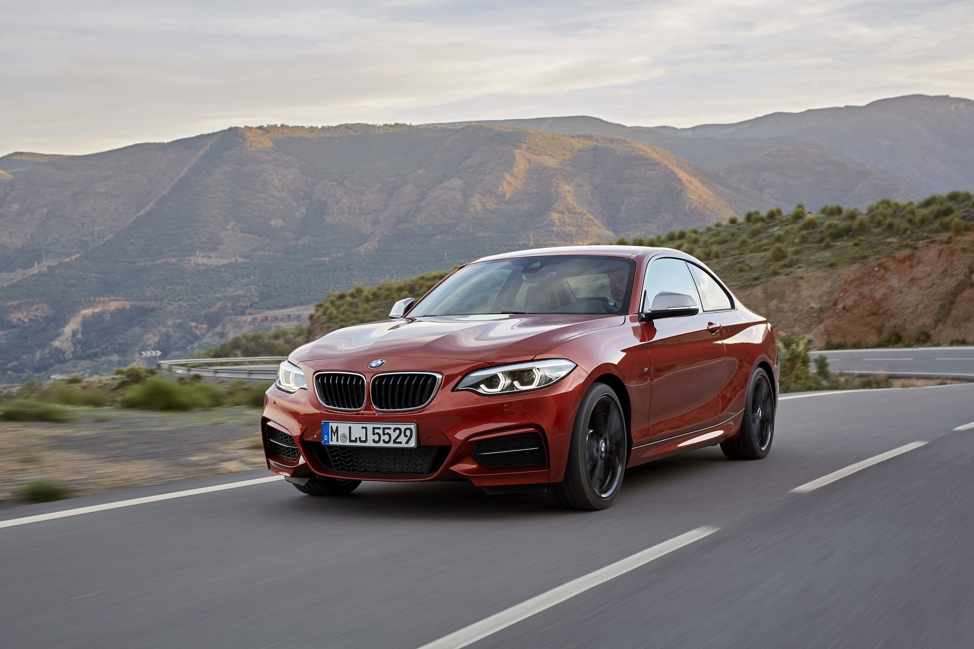 BMW 2-Series Facelift 2018 (22)
