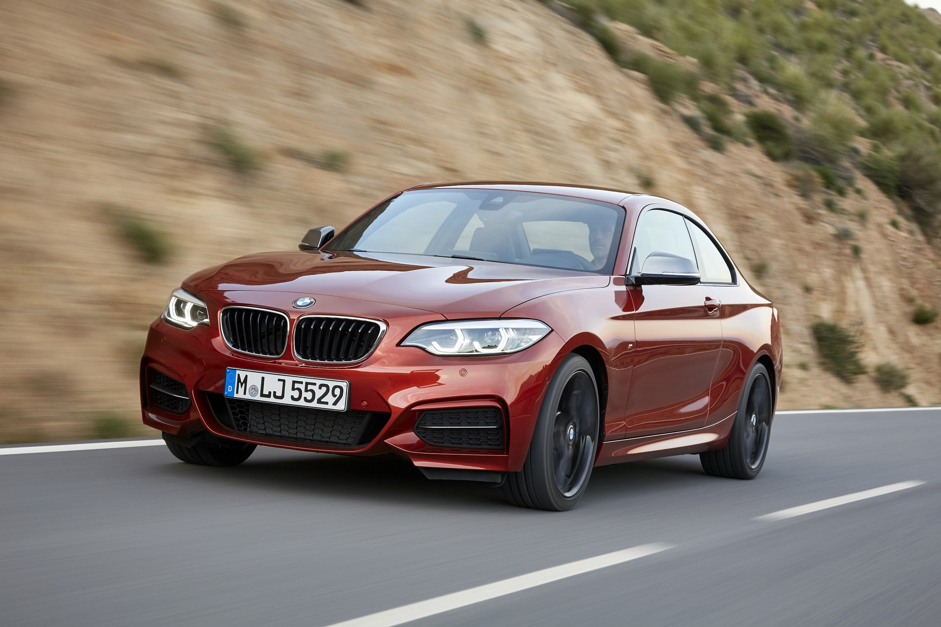 BMW 2-Series Facelift 2018 (23)