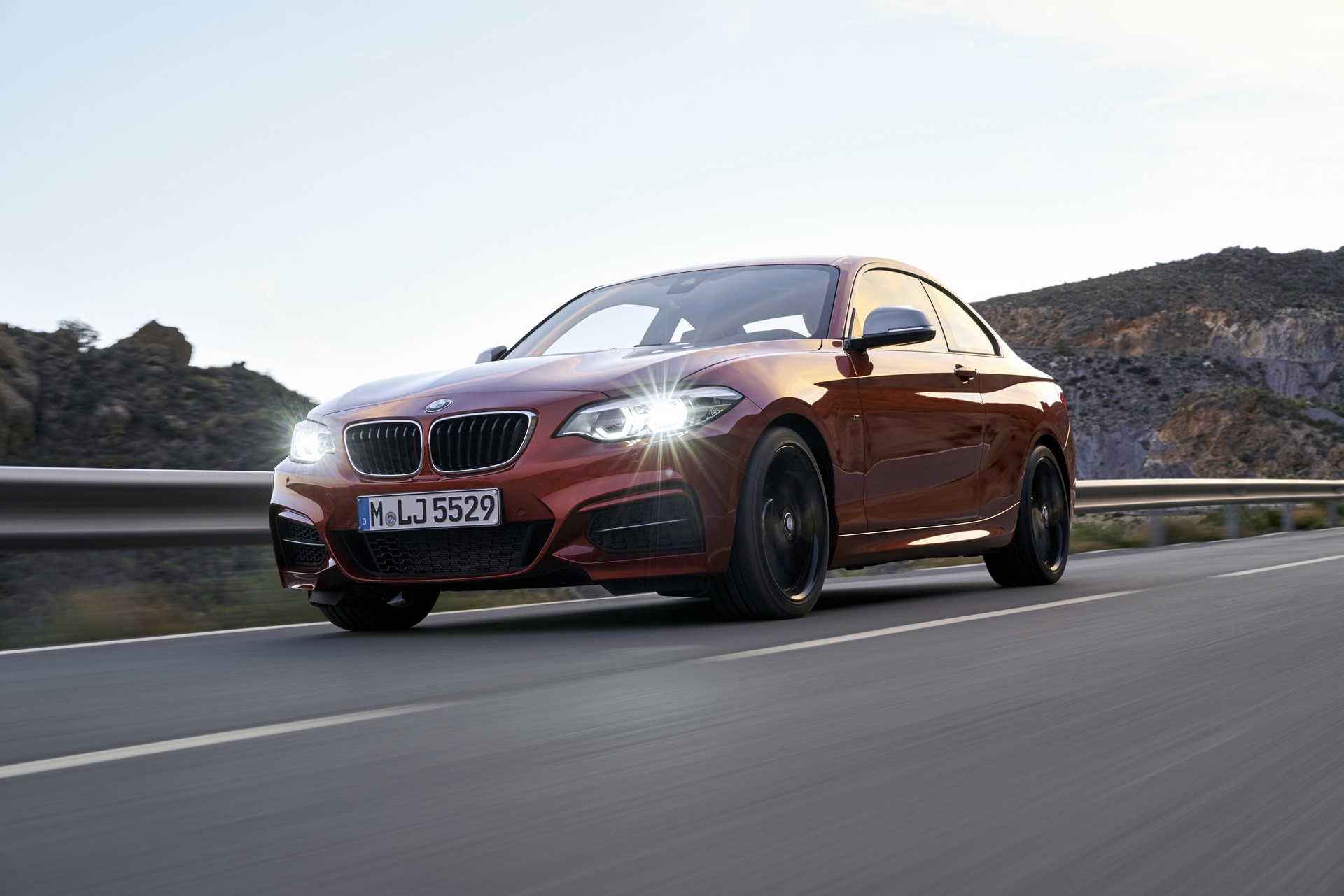 BMW 2-Series Facelift 2018 (24)
