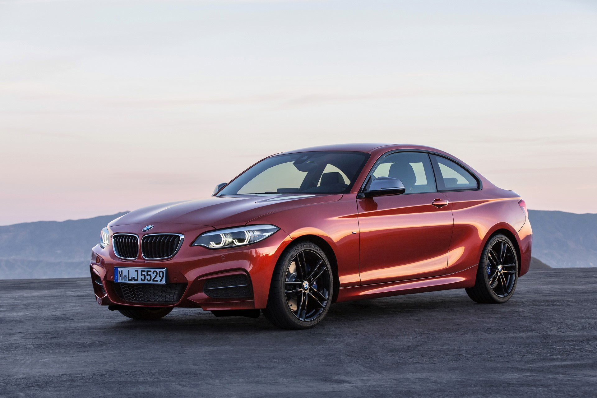 BMW 2-Series Facelift 2018 (3)