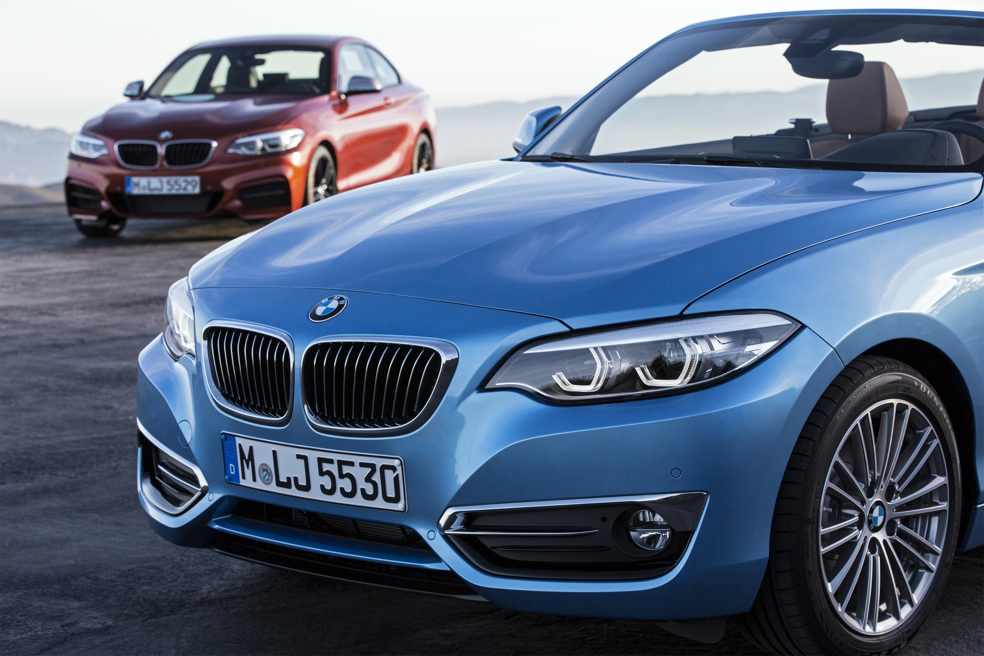 BMW 2-Series Facelift 2018 (34)