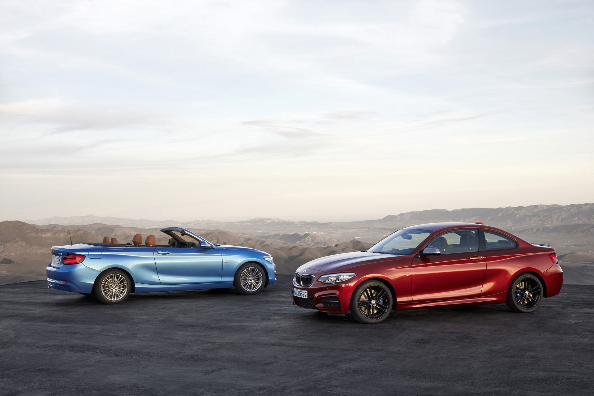 BMW 2-Series Facelift 2018 (36)