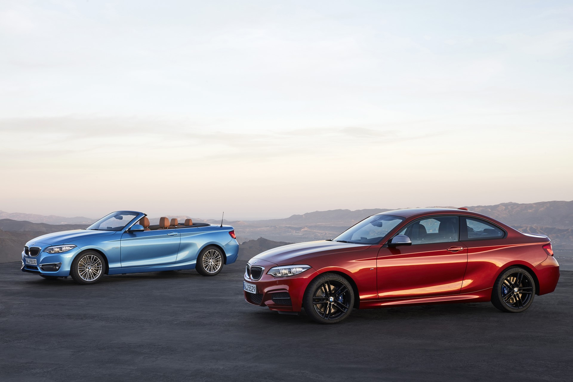 BMW 2-Series Facelift 2018 (37)