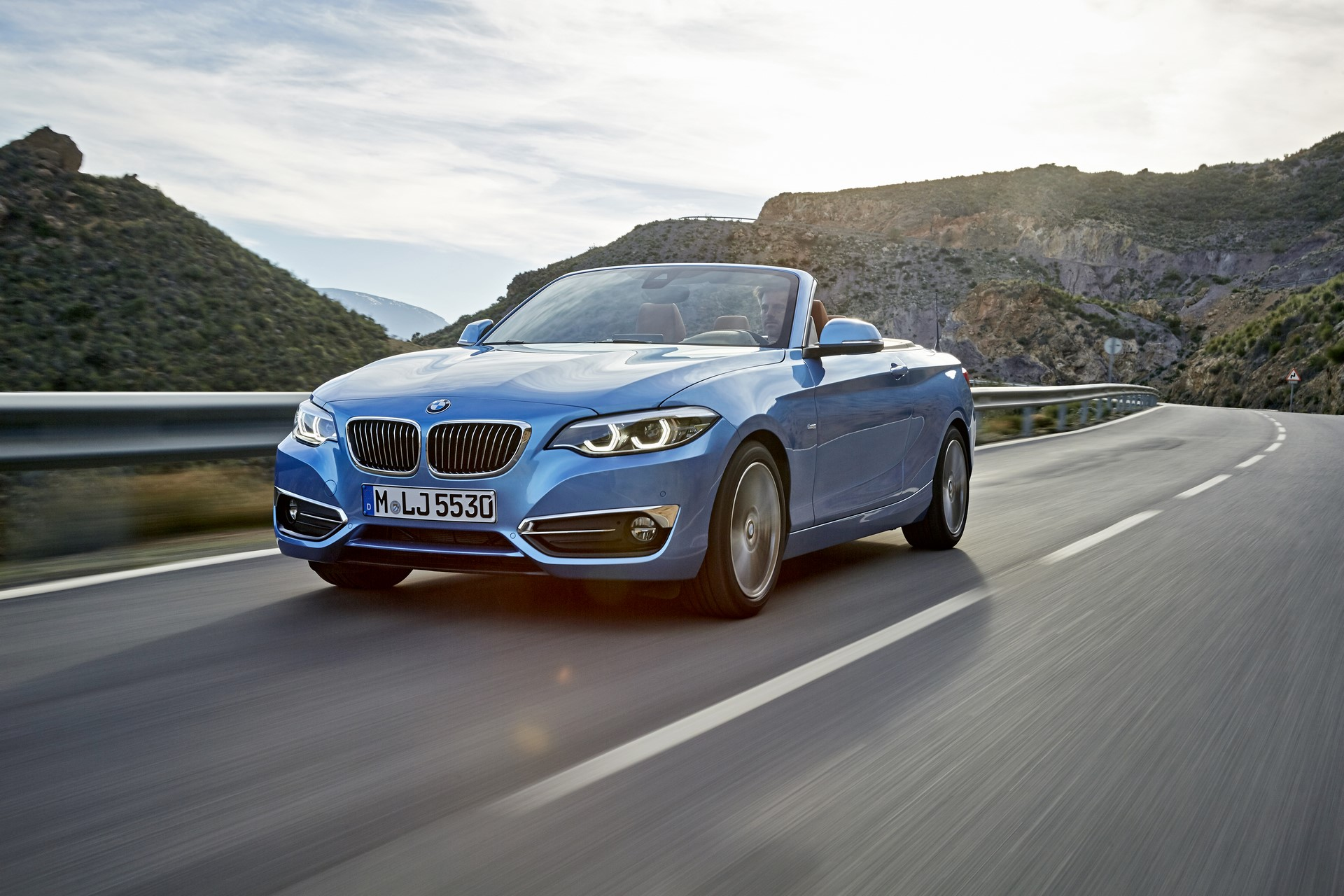 BMW 2-Series Facelift 2018 (38)