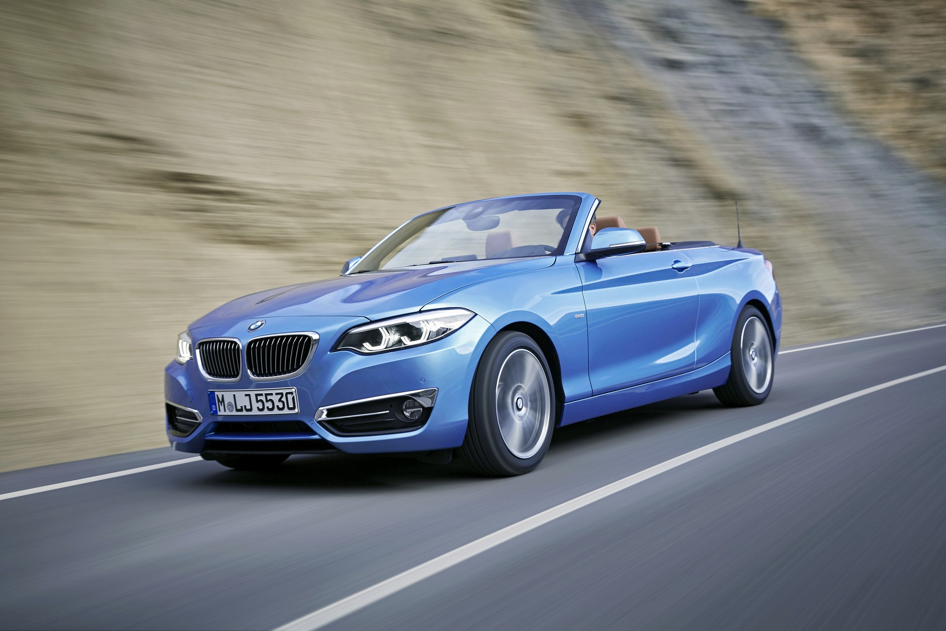 BMW 2-Series Facelift 2018 (39)