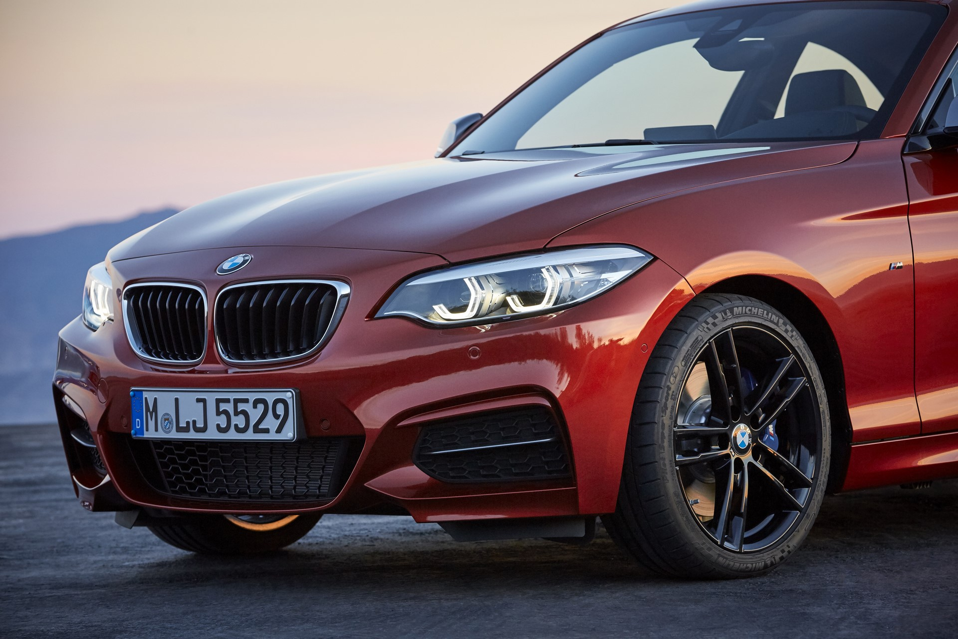 BMW 2-Series Facelift 2018 (4)