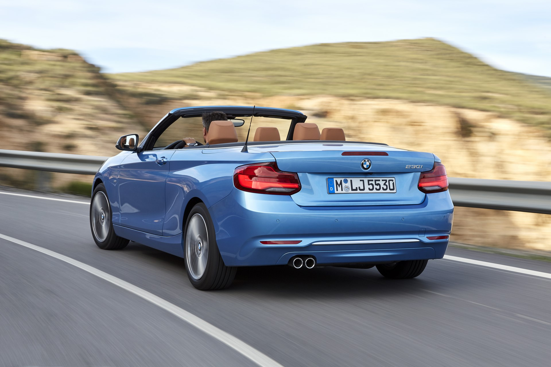 BMW 2-Series Facelift 2018 (40)