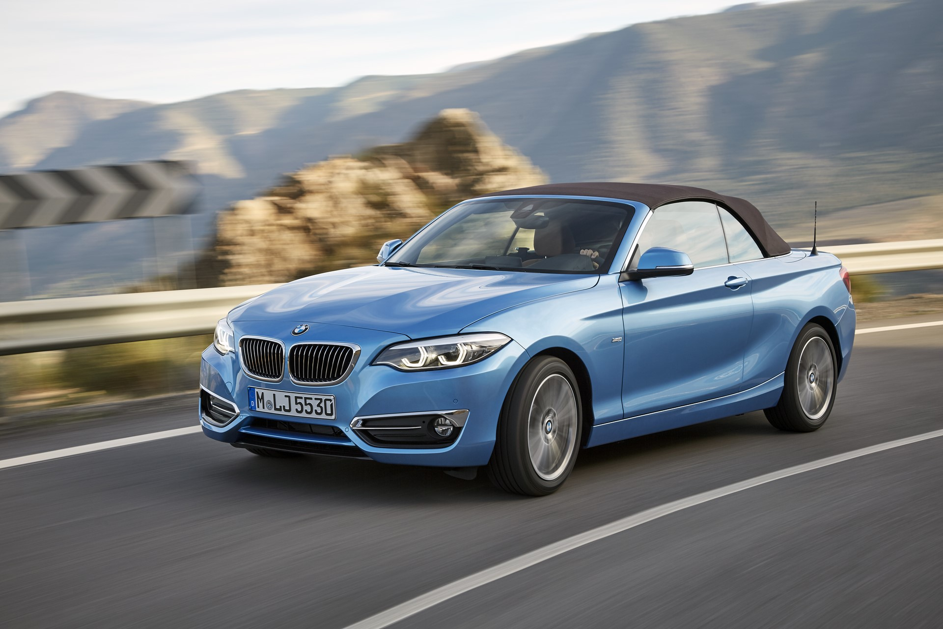 BMW 2-Series Facelift 2018 (41)