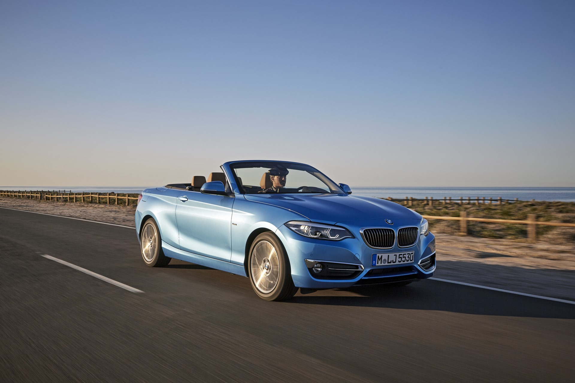 BMW 2-Series Facelift 2018 (42)