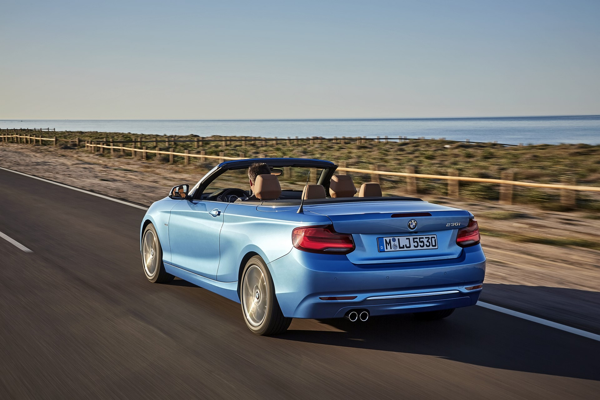 BMW 2-Series Facelift 2018 (43)