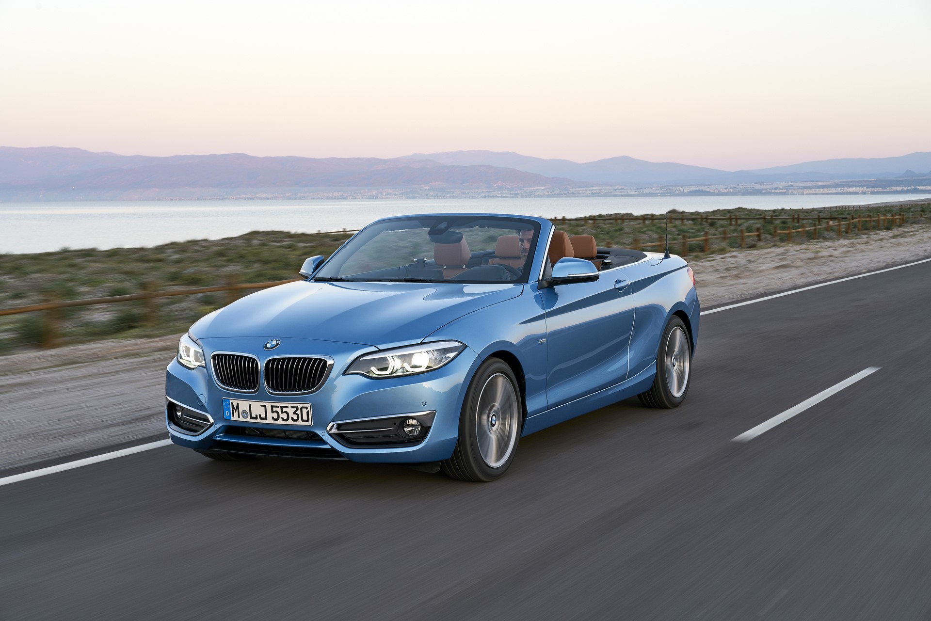 BMW 2-Series Facelift 2018 (44)