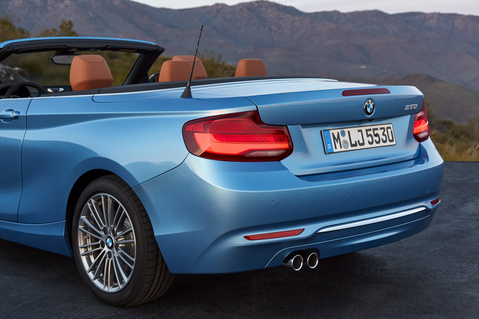 BMW 2-Series Facelift 2018 (48)